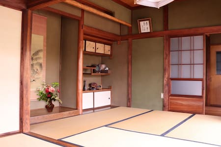 Near Naoshima★Tasteful Japanese house/TATAMI&FUTON