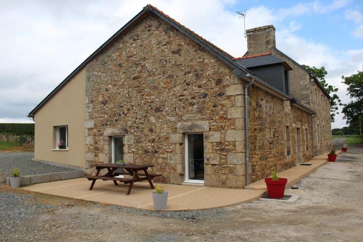 Gîte de la ferme du Cosquer - Carnoët - บ้าน