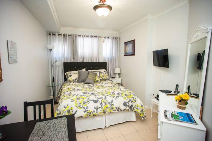 Casa Wasaga B&B (Calabria Room)
