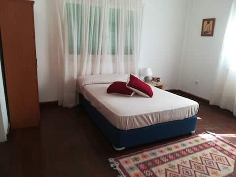 Nicosia , spacious cozy double bedroom (No. 1)