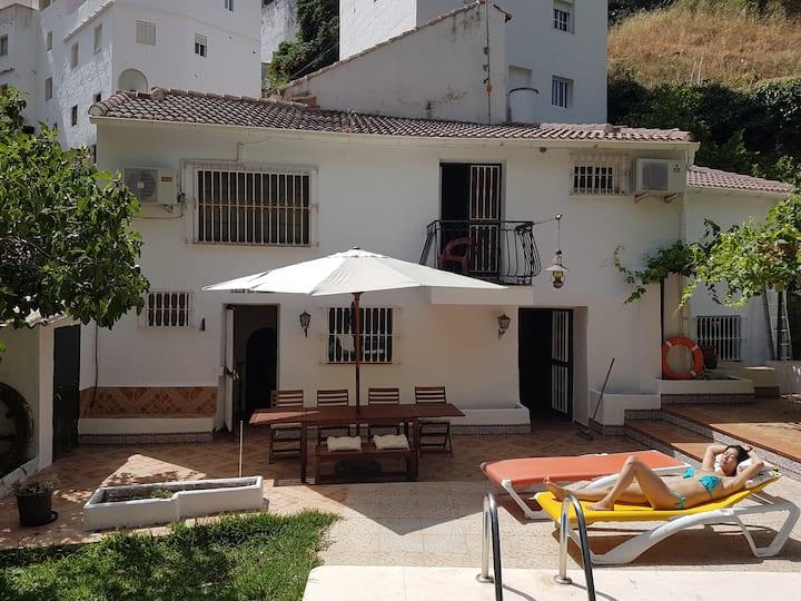 Unique little paradise near Malaga