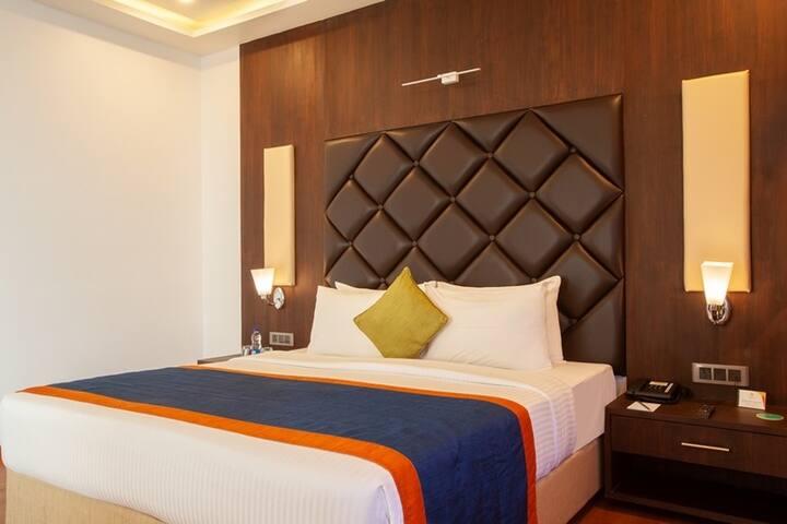 Mango Comfort Hotel Room - Manipal