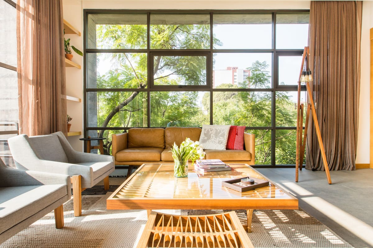 Expansive Apartment with Sweeping Views at Condesa