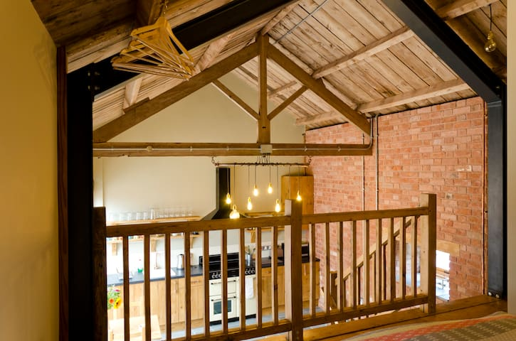 Stunning Stables Barn Conversion in Devon