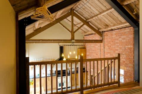 Stunning Stables Barn Conversion in Devon