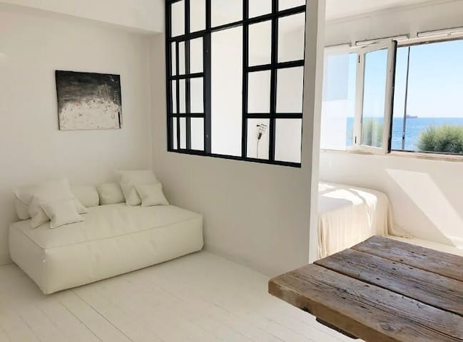 ♥THE WATERFRONT LOFT| Apt.à moda+direcção ♥