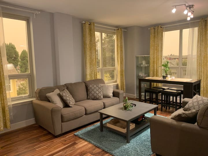 Full  Condo, Mtn View, 10 mins from SJC airport