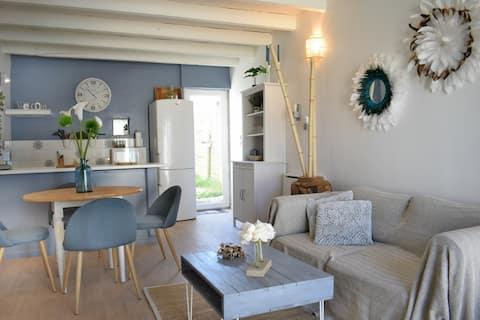 Gite 1 chambre  et jardinet à Sigoules