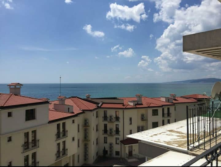 Apartments in the heart of Balchik