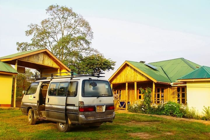 Rushaga Gorilla Havens Lodge