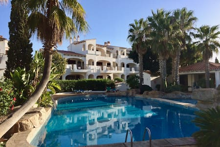Apartment with Pool, Close to Beach