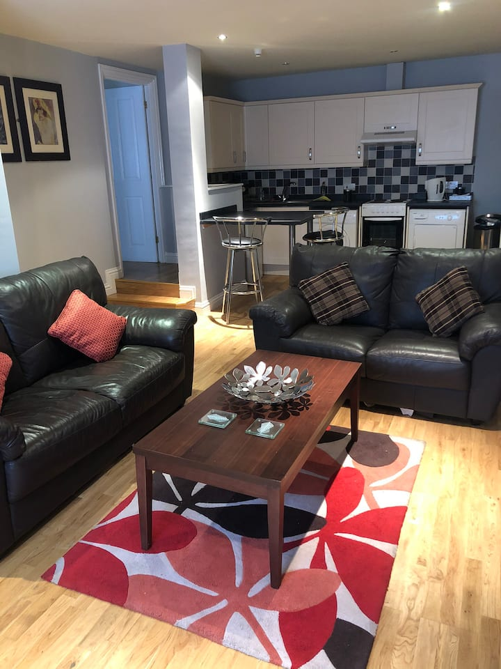 Fantastic  2 bedroom apartment with hotel services