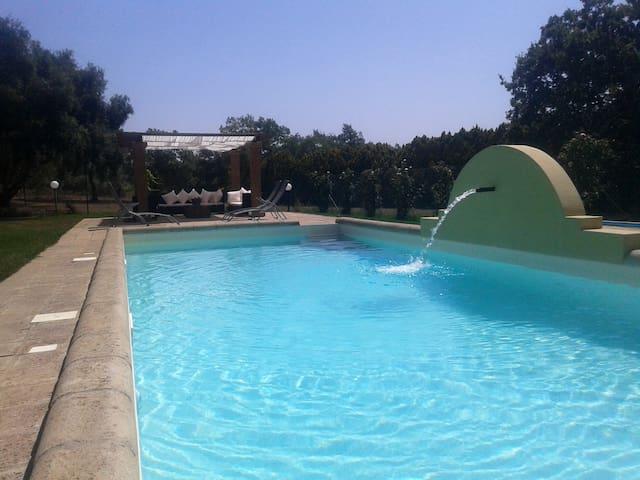 Charming villa in Maremma with private pool