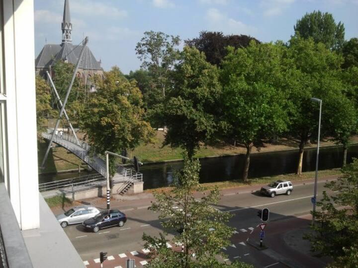 Beautifull apartement in Catharijnesingel Utrecht