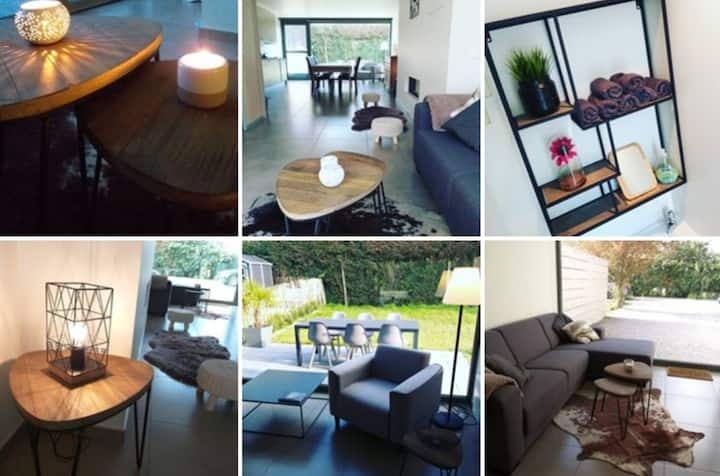 Vakantiehuis te huur in Koksijde / Oostduinkerke