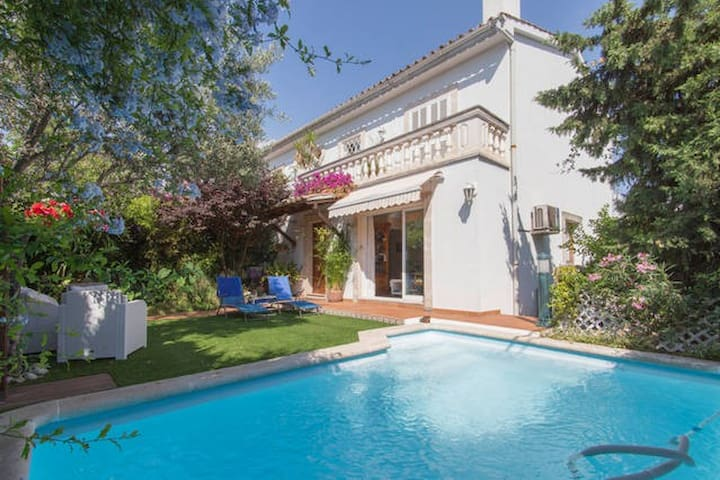 B&b with office, garden and pool - Palma de Mallorca - Bed & Breakfast