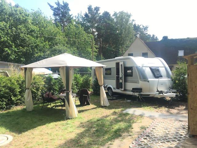 #C2 Komfortables Caravan-Feeling - 5min zum Strand