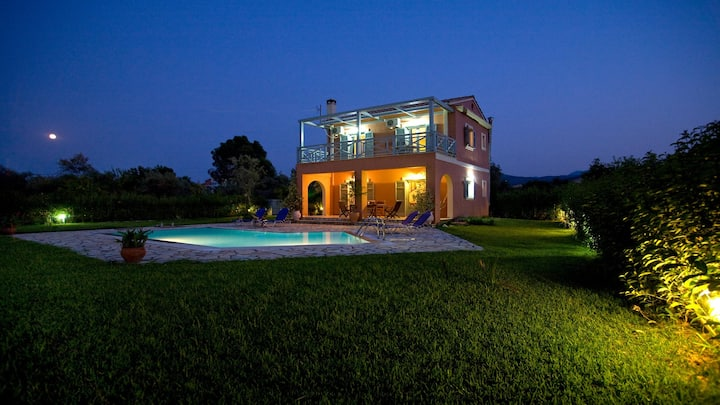 Simeoni's house!