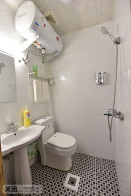 独立卫生间(Wash room)