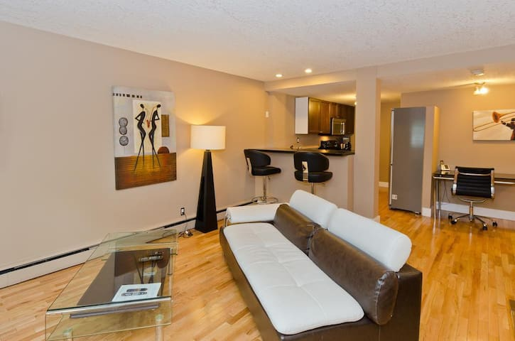 Stylish Spacious Studio in heart of Mission