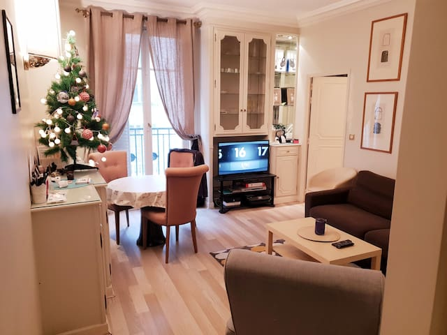 1 luxury 1 bedroom flat near Champs Élysées