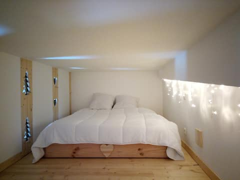 appartement  chaleureux au Lioran en pied de piste