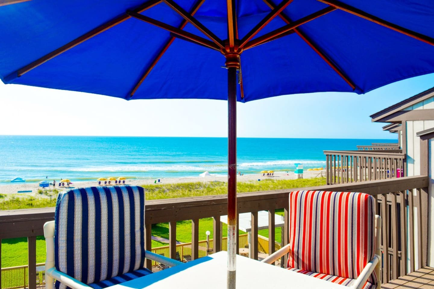 'Very clean with a great view and beach. It is very accurately described. We would stay there again if in the area and recommend it to others.' Mark C, Sept '17