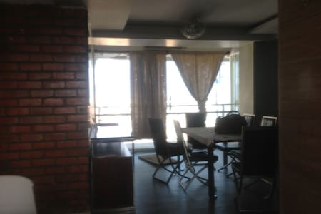 4 BR, 17th floor, gym and pool in central chennai. - Chennai - Pis