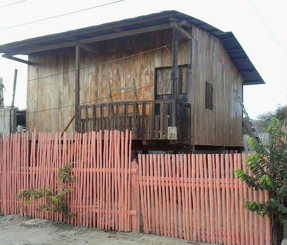 Beautiful woodenhouse - Riobamba - Haus