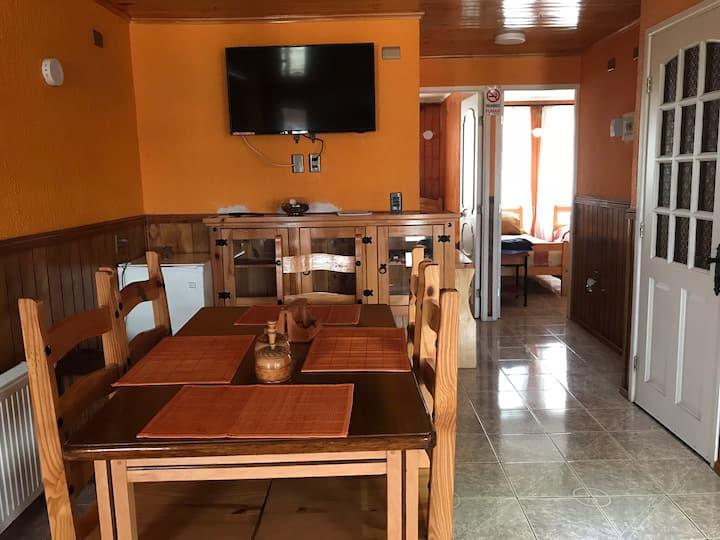 Cabaña Galvarino # 1,  Y Agencia, Puerto Natales