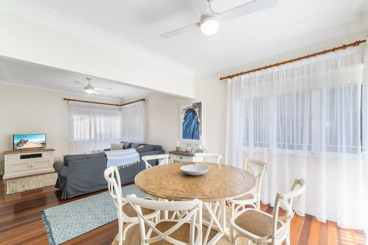 Embrace Seaside Living in this Beachfront Bungalow