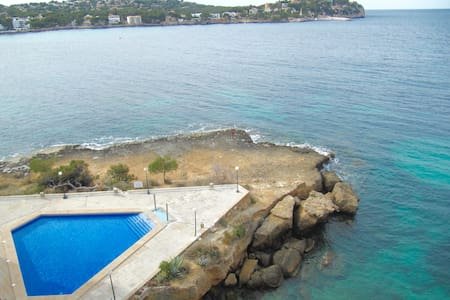 Amazing apartment on the coast line - Rotes Velles