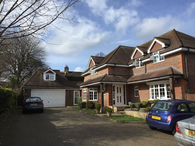 Beautiful Annex in Kings Langley - Kings Langley - Apartemen