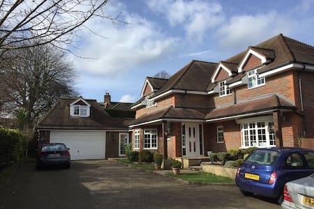 Beautiful Annex in Kings Langley - Kings Langley - Pis