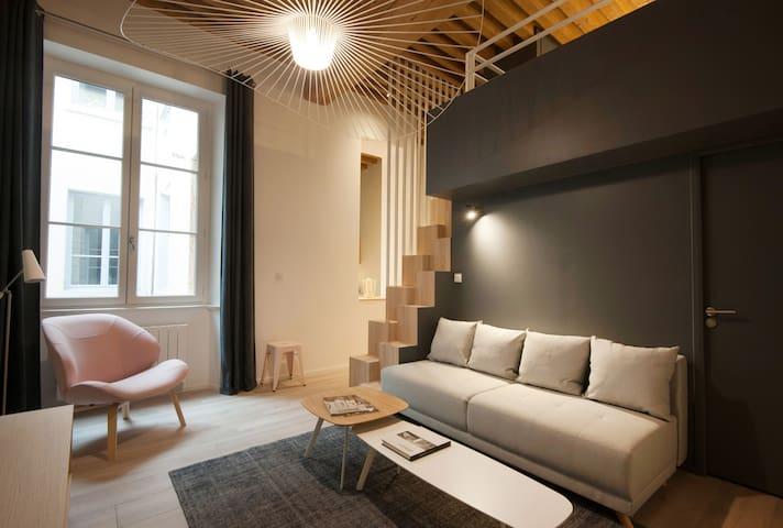 """Appartement """"Royale"""" dans Lyon"""