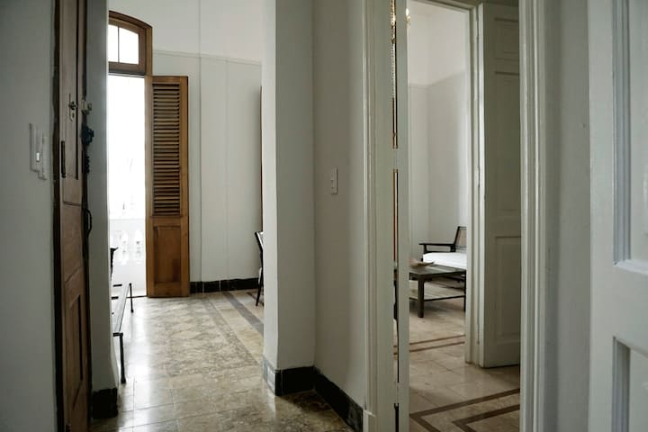 2 bedrooms apartment near the Revolution Museum - Habana  - Byt