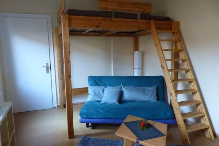 zentrales Appartement f. 2 Personen