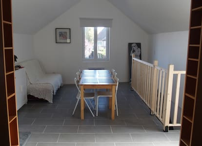 "The ""White"" room near Strasbourg - Alteckendorf - Apartmen"
