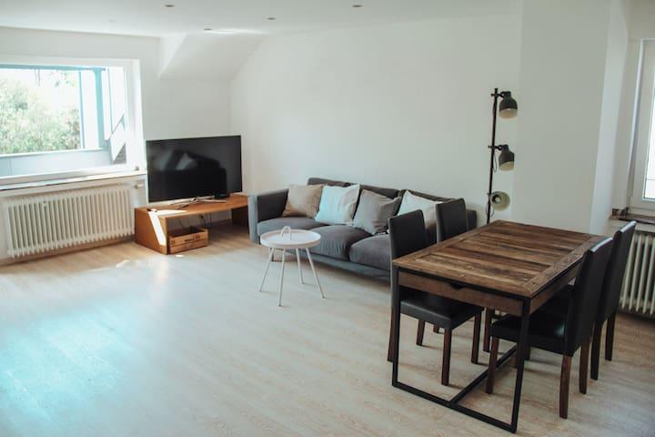 moderne Wohnung, exklusive Lage in Mönchengladbach
