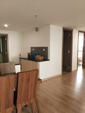 Apartment St.Moritz connect to Lippo Mall Puri