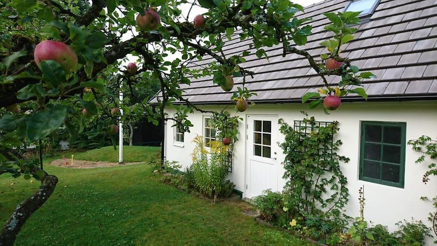 Lillan - En stuga i en vacker trädgård