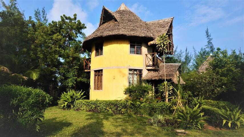 Dovu Villas in Kanamai Eco Villas