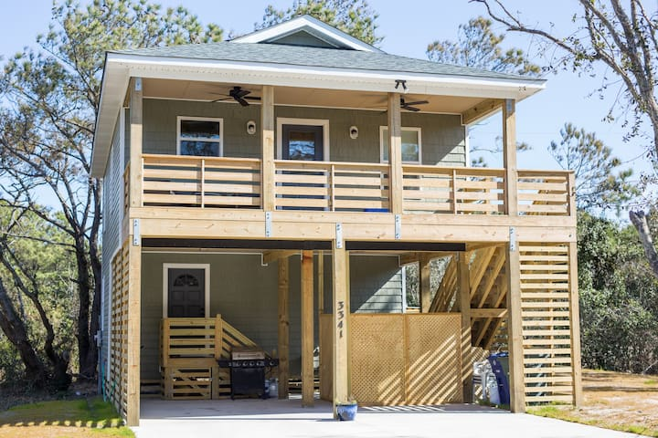 BRAND NEW Nags Head Beach House - Nags Head - Huis