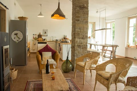 Casa Dai Mille Posti - Piedmontese country home