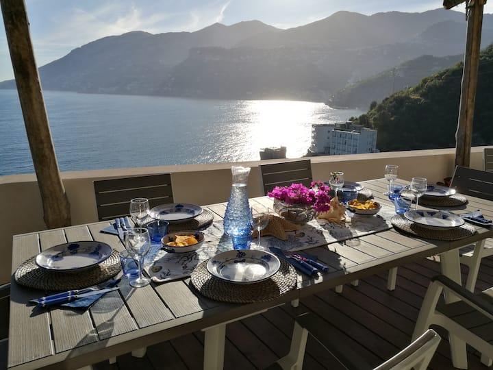 Villa Anna in Maiori, Amalfi Coast
