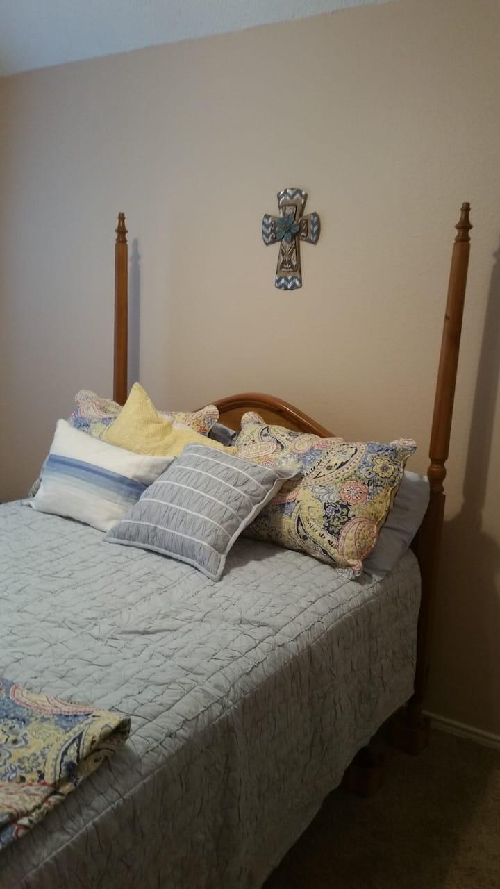 Cozy private room in Frisco