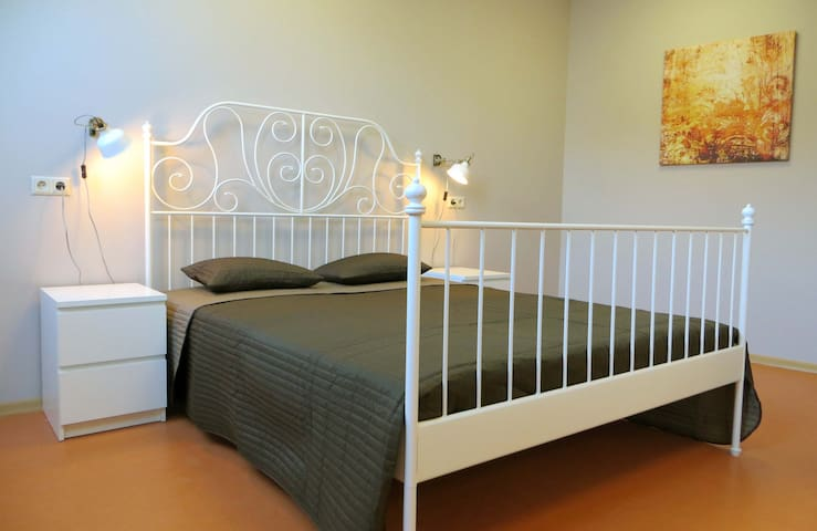 Excellent Double room in city center, Elevator