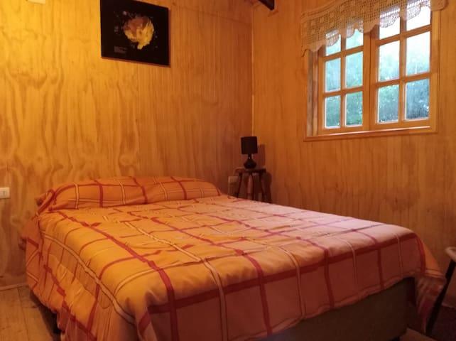 Habitación en casa decampo Las Terrazas de Peñasmo