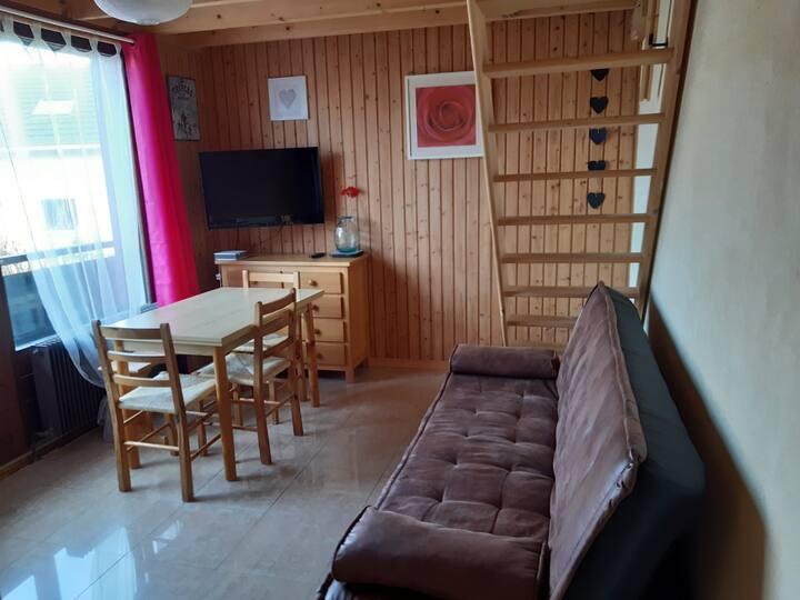 studio mezzanine/ wifi