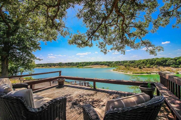 Lake Access | Serenity at Lake Belton